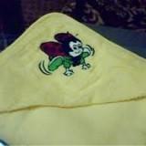 Cap Towel